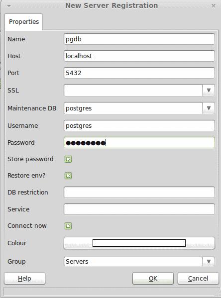 Register Database
